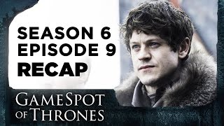 Battle of the Bastards: Season 6 Episode 9 Reaction - GameSpot of Thrones