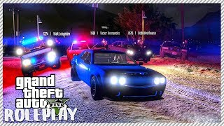 GTA 5 ROLEPLAY - Incredible High Speed Police Chase | Ep. 18 Criminal