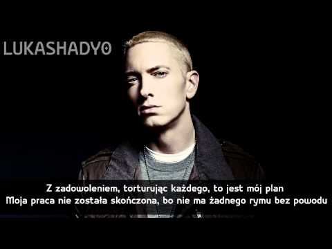 Eminem - Rhyme Or Reason napisy Pl (lukashady0) video