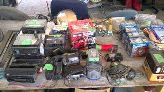 Quick Video Of My Junk Sale , Winnipeg Canada