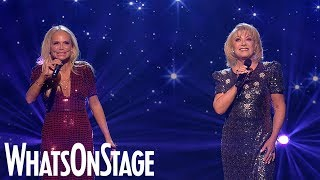 """Kristin Chenoweth and Elaine Paige sing """"I Know Him So Well"""" 