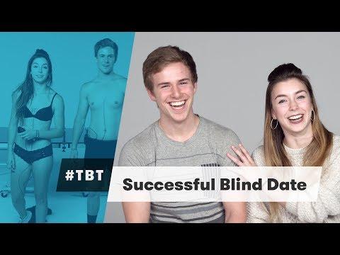 Successful Blind Date (Aaron & Analisa) | #TBT | Cut