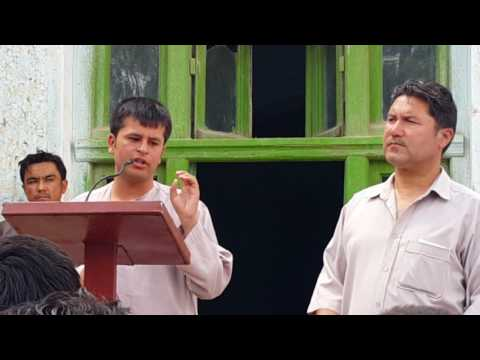 Sohrab Mujadadi Full Talk in Jowzjan Technical Institute