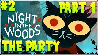 #2 NIGHT IN THE WOODS WALKTHROUGH GAMEPLAY | PART 1 - HOME AGAIN |  Furo Full Game HD