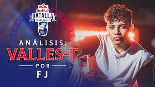 FJ analiza a VALLES-T | Red Bull Internacional 2019
