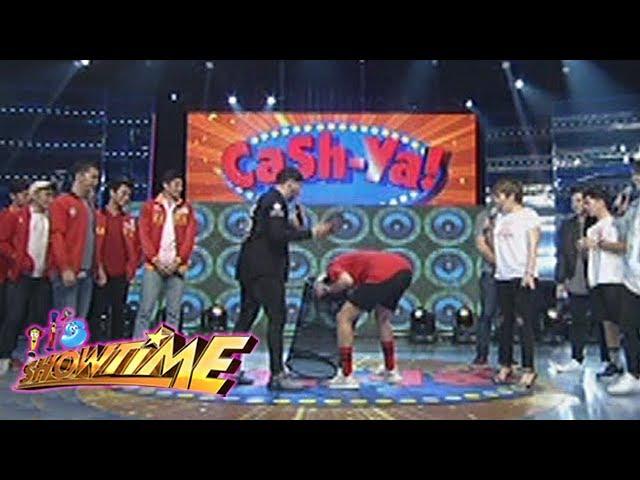 It's Showtime: Vhong pushes Vice