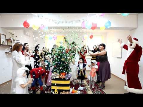 Новогодний ролик Атырауского филиала Beeline