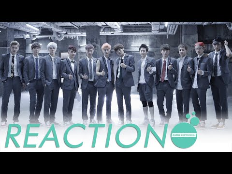 Exo- Growl- Radio Reaction Part 1 video
