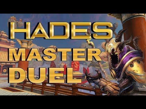 SMITE! Hades, Tenia que probarlo bien xD! Master Duel S4 #82