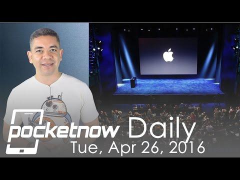 iPhone quarter sales decline, OnePlus 3 specs & more - Pocketnow Daily