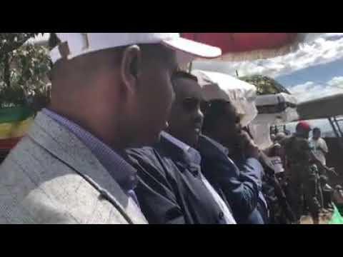 Dr Abiy's Speech During His Lalibela Visit
