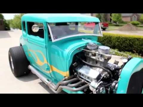 1929 ford street rod classic muscle car for sale in mi for Vanguard motors for sale