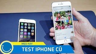 Đừng mua điện thoại nếu bạn chưa xem Video này (quy trình test máy tại HappyMobile)