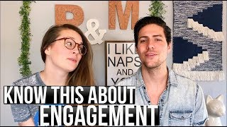What To Know About The ENGAGEMENT PERIOD- What Intentional Christian Dating Looked Like For Us (5/5)