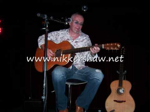 nik kershaw wouldnt it be good acoustic tour 2009