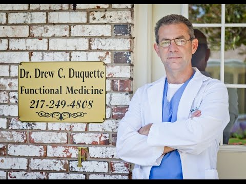 Dr Drew Duquette on Migraine and Cluster Headaches
