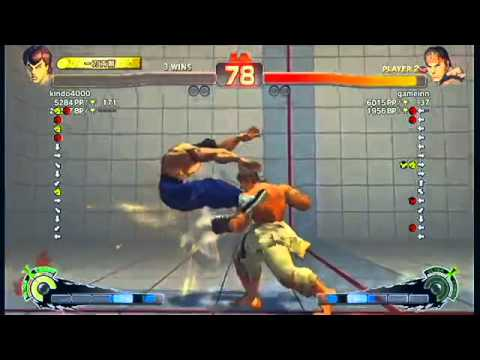 AE v2012 - Daigo Umehara (Ryu) vs. Kindo (Fei Long) *Feb 25, 2014