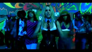 Britney Spears - Me Against The Music (feat. Madonna) [Official Music Video]