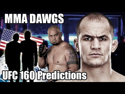 UFC 160 Predictions : Junior Dos Santos vs Mark Hunt - Fight Analysis & Betting Strategy