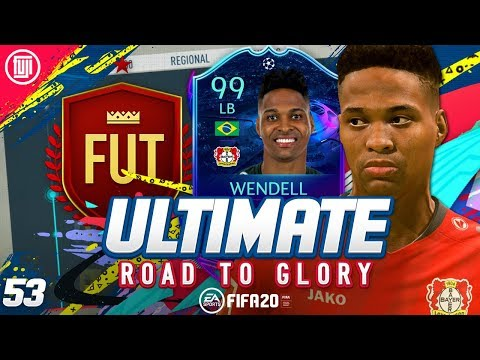 THIS IS MAD!!! ULTIMATE RTG #53 - FIFA 20 Ultimate Team Road to Glory