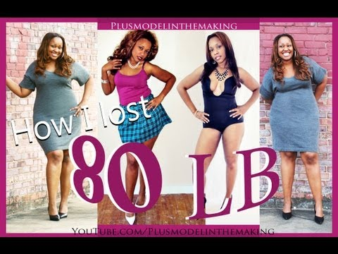 HOW I LOST 80 POUNDS!!! My weight loss secrets (2009)