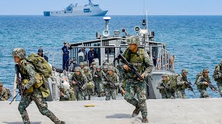 Tensions (June 06,20) Warning to Beijing Because Philippines Navy still With US Military Pact in SCS