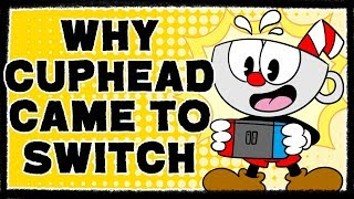 Why (& How) Cuphead Was Ported To Switch