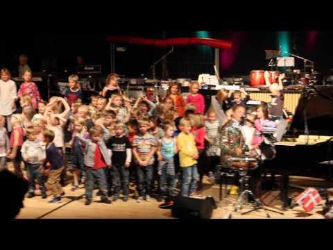 Furesø Musikskole Jubilæumskoncert 2013 Del 25