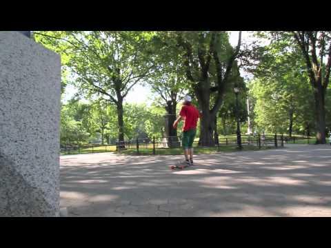 Crispy Crigler does Manhattan