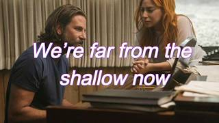 Shallow Lyrics  Lady Gaga ft  Bradley Cooper