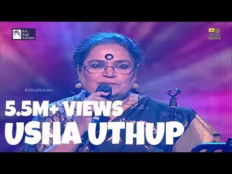 Usha Uthup - Punjabi Folk Song - Kali Teri Guth