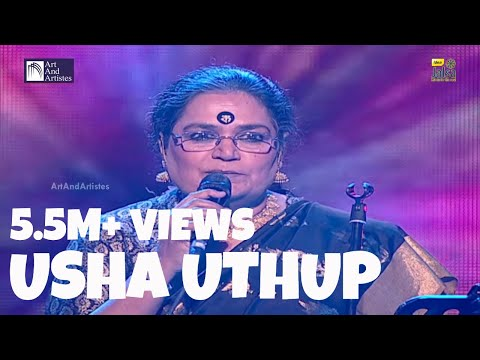 Kali Teri Gut Te Paranda Tera Laal | Usha Uthup | Punjabi Folk Song | Idea Jalsa | Art and Artistes