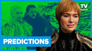 Game of Thrones Season 8 Theories and Predictions