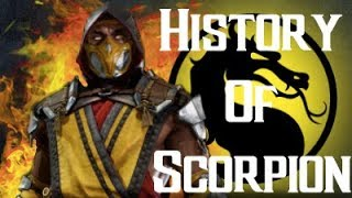 History Of Scorpion Mortal Kombat 11 (REMASTERED)