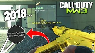 MODERN WARFARE 3 on THE XBOX ONE! (MW2 REMASTERED COMING?!) - MW3 in 2018