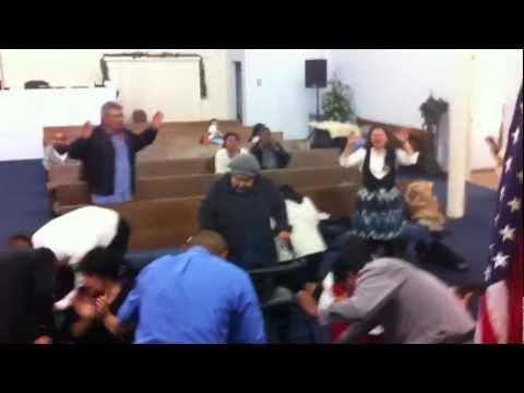 El Espiritu Santo en el Altar
