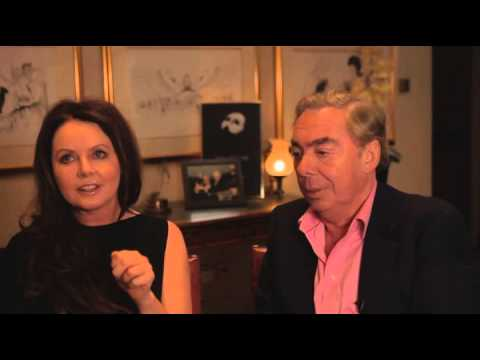 Sarah Brightman and Andrew Lloyd Webber on 25 Years of Phantom of the Opera