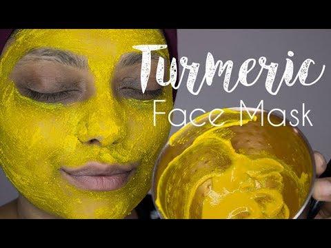 Pre Bridal Face Mask   3 TURMERIC FACE MASK