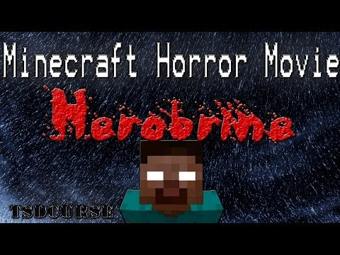 Minecraft horror movie: History of Herobrine 1
