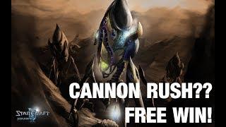 [TOP 16 GM ]  Cannon rush?? JA!