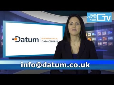 How is Datum Datacentres coping with the challenges of winter storms?