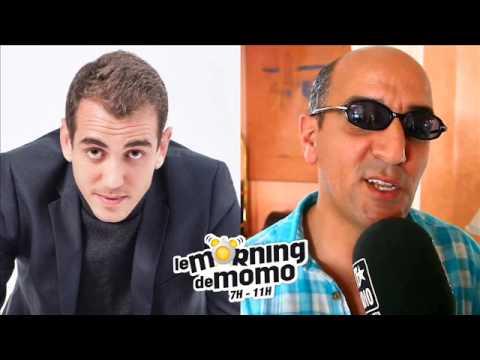 حسن الفد مع مومو: اللكنة المغربية