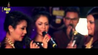 Neha Kakkar Sings London Thumakda With Sonu Kakkar At Mmawards Red Carpet 34 A Cappella 34 Version