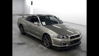 Gran Turismo 4-Nissan Motors Collection (Urban Street's Nissan SKYLINE GT-R M-spec Nur Coupe-R34 02)