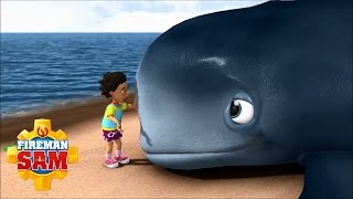 Fireman Sam Official: Whales Down at the Rock Pools