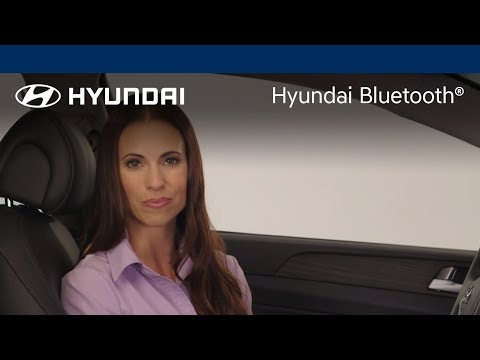 Hyundai | Bluetooth | Voice Commands - Multimedia System