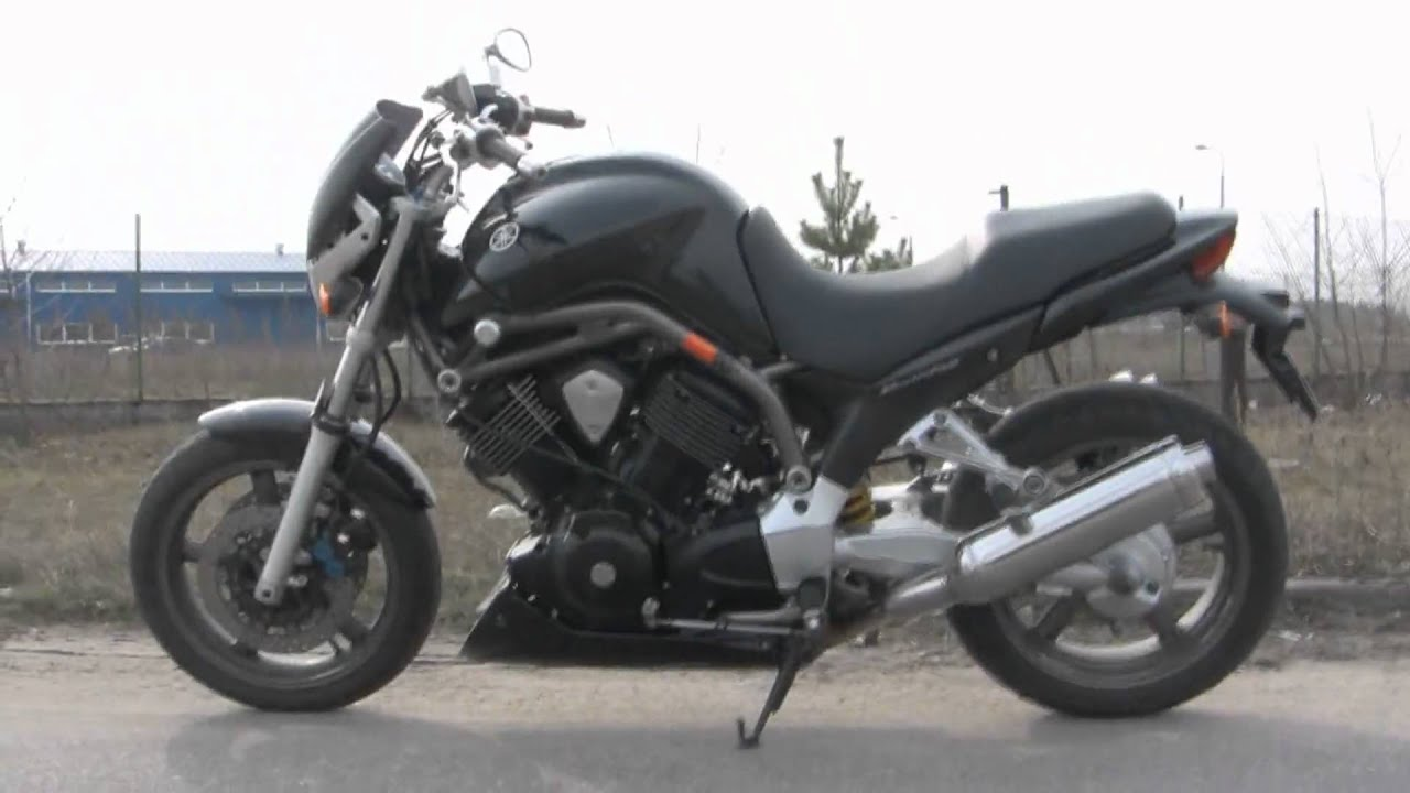 yamaha bt1100 bulldog exhaust made by edhaust youtube. Black Bedroom Furniture Sets. Home Design Ideas