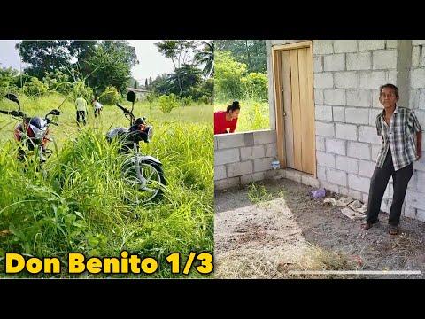Don Benito Cuenta que intentan Entrar a robar en la Noche 1/3