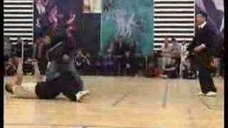 意拳 Yiquan pushing hands Yao Chengrong