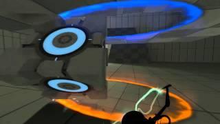 Science in Portal 2: The Infinite Loop Squash
